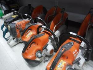 CONCRETE SAWS! We Buy and Sell Concrete Saws at Cash Pawn! - 4000 - SR917405