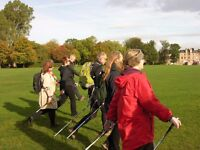 *****NORDIC WALKING - NEW BEGINNERS COURSE STARTING*****