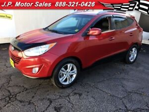 2011 Hyundai Tucson GLS, Automatic, Leather, Heated Seats, AWD