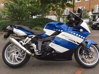 Immaculate BMW K1200S (includes BMW panniers)