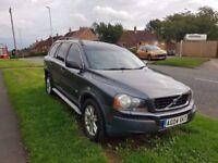 Volvo XC90 2.4 D5 SE geartronic AUTO 7 seats **LAST OWNER 5 YEARS**full mot