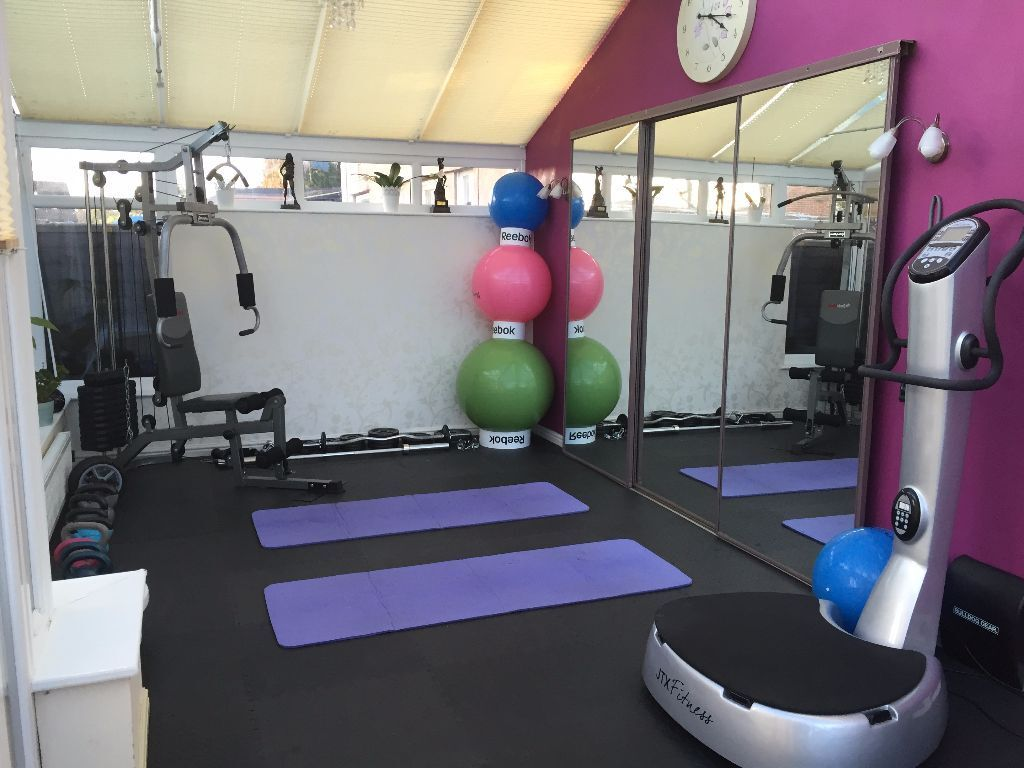 Personal trainer my homegym in bournemouth dorset gumtree