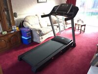 NordicTrack C100 Folding Treadmill