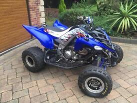 Yamaha raptor 700r road legal 2006 with extras