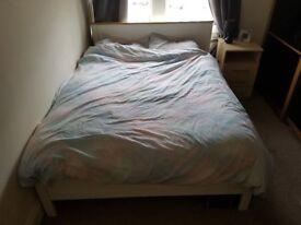 King size bed - repair job