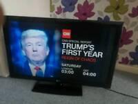 "LG LCD TV 42"""