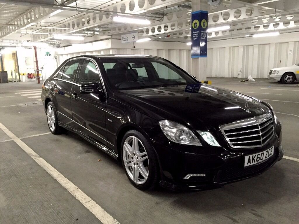 2010 60 mercedes benz e class e220 cdi amg sport in chingford london gumtree. Black Bedroom Furniture Sets. Home Design Ideas