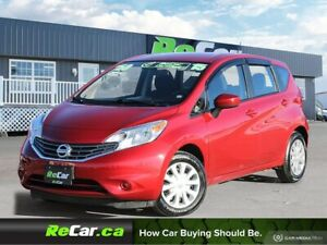 2015 Nissan Versa Note 1.6 SV REDUCED | BACK UP CAM | ONLY $5...