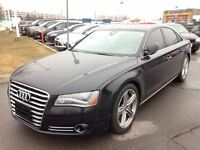 2013 Audi A8 WOW MUST SEE FULLY LOADED+LOW KMS