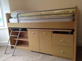Cabin Sleeper Bed (Dreams Hampshire)