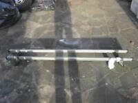 Vauxhall Vivaro Renualt Trafic Rhino Roof bars x 2