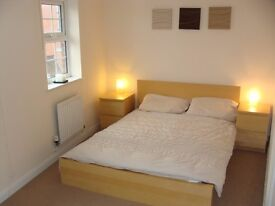 Large Fully Furnished Ensuit Room to Let in modern house, off rd Parking. No Admin Fees