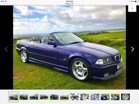 BMW E 36 M3 EVO 110.000 miles