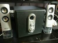 Advent 2.1 ADE-210C Speakers