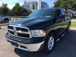 2016 Ram 1500 SLT 4WD Short Box Quad Cab HEMI 5.7L V8 Bluetooth