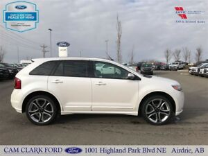 2014 Ford Edge Sport V6 4WD