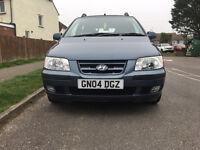 Hyundai Matrix 1.6 GSi 5dr £1,195 p/x welcome 2004 (04 reg), Hatchback