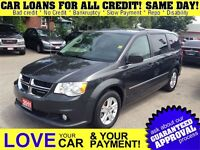 2011 Dodge Grand Caravan Crew * 7PASS * SAT RADIO