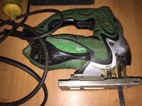 110v jigsaw and transformer