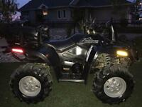 2010 Arctic Cat 650 HO quad