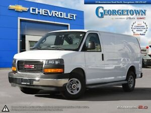 2017 GMC Savana 2500 Work Van CARGO