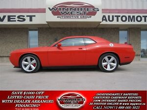 2009 Dodge Challenger SRT8 ** RARE HEMI ORANGE - ONLY 8K KMS!!,