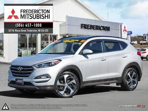 2016 Hyundai Tucson LIMITED! REDUCED! AWD! LEATHER! NAV! SUNROOF