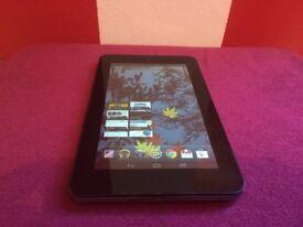 HP SLATE 7 TABLET - 7 INCH - WIFI - 8GB STORAGE +16GB SD CARD