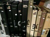 Fender Electric Guitar Hard Cases - Stratocaster & Telecaster