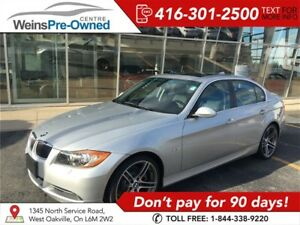 2006 BMW 3 Series 330iA Automatic Extremely Low Km's