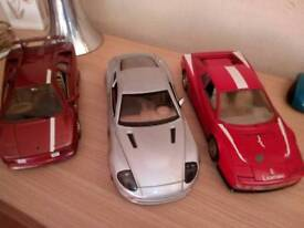 My 1/18 Scale model cars for sale.