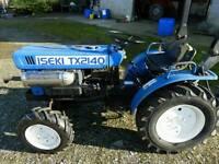 Iseki Tractor Tx1240