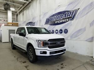 2018 Ford F-150 SuperCrew XLT Sport 302A 5.0L V8