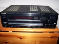 KENWOOD AMPLIFIER AND CD PLAYER BOTH WITH REMOTES
