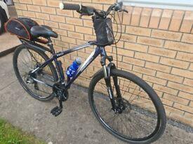 Mena aluminium bicycle