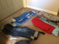 Bundle of boys clothes aged 2-3