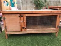 4ft Rabbit hutch