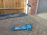 Free kids scooter