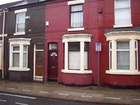 66 Holbeck Street Anfield L4 2UT 2 bed house £400 per month