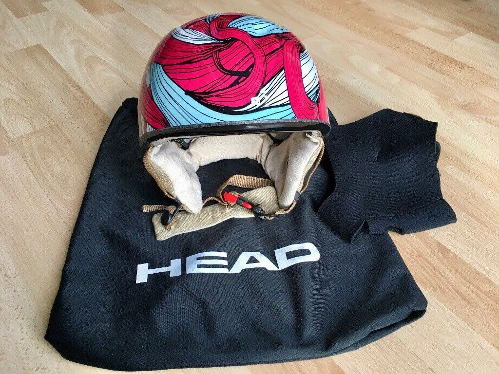 Ladies 'Head' Ski Helmet - Size XS/S