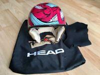 Ladies 'Head' Ski Helmet - Size XS/S