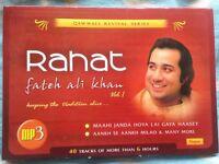 PAKISTANI MP3 DISC'S FOR SALE - Folk, Ghazal and Qawwali Music