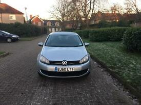 Volkswagen Golf 1.2 TSI, 2010 6 speed manual petrol New service and Long MoT