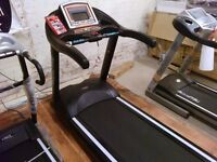 ProActive Fitness Commercial Treadmill RRP £2200 (Showroom Model – Looks New) 4HP Leeson Motor (USA)