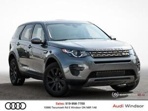 2016 Land Rover Discovery Sport SE w/BLUETOOTH+NAV+HEATED SEATS
