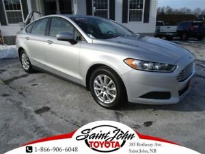 2016 Ford Fusion S $124.41 BIWEEKLY!!!