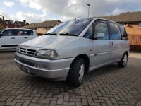 2000 W Citroen Synergie 2.0 Diesel* 7 Seater *10 MonthsMOT*Drives Very Well*Not Zafira Galaxy