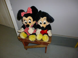 Disney's Micky & Minnie Mouse