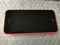 Apple iPhone 5C 16GB Pink Factory Unlocked Good Condition