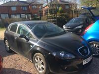 2007 SEAT LEON 1.9 TDI Stylance Hatchback 5dr Diesel Manual , New Clutch and Flywheel , 12 month MOT